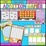 Addition Games Mega Pack