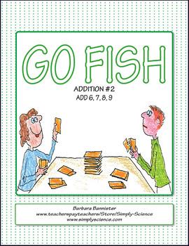 Addition Go Fish 3