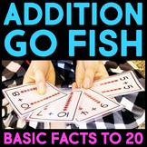Addition Go Fish Game