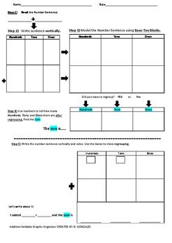 base ten block diagrams