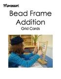 Montessori Bead Frame (addition)
