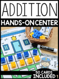 Addition Hands-On Center: Police Theme