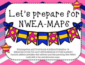 Addition Helper for NWEA-MAPS