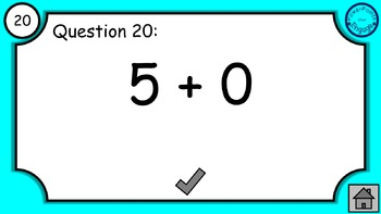 Addition Hexagon Battle 0-10