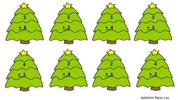 Addition Holiday Trees