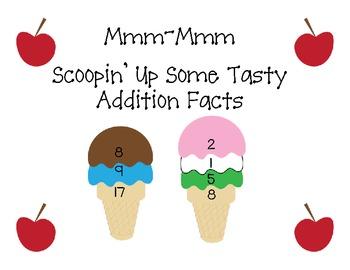 Addition Ice Cream