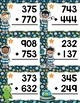 Addition In Space Task Cards *~ 3-Digit With Regrouping ~*