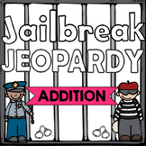 Addition Jeopardy Review Game