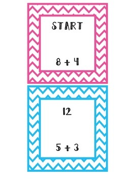 Addition Ladders (Facts to 20)