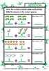 Addition-Solve Number Problem Under Each Picture - Kindergarten