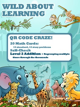 Addition Level 02 - QR Codes