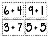 Addition Link Cards Set 5 (Sums equal 10)