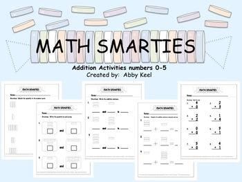 Addition - MATH SMARTIES
