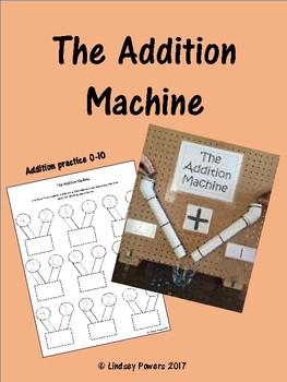 Addition Machine