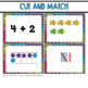 Addition Match Up Cards - Task Cards