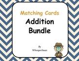 Addition Matching Cards Bundle