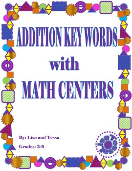 Addition Math Center