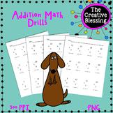 2nd Grade Math Drills ( Addition)