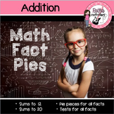 Math Facts Fluency Practice for Addition