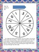 Addition Math Facts Game for Primary Grades: Race To Zero