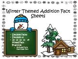 Addition Math Facts Practice Sheets