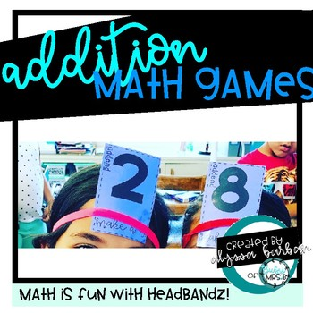 Addition Math Games