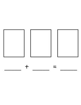 Addition Math Mat