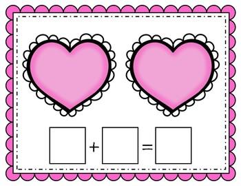 Addition Math Mats