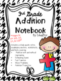 Addition Math Notebook