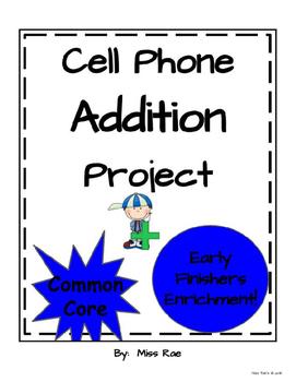 Addition Math Project