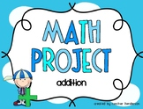 Addition Math Project
