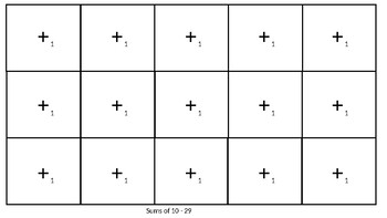 Addition Math Puzzles