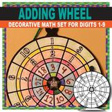 Kindergarten Addition Worksheets  - Colorable Student Work