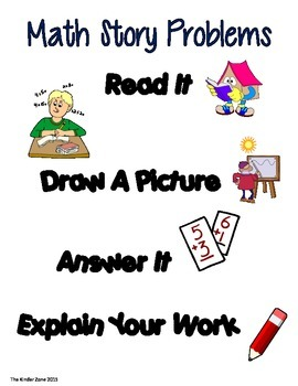 Addition Math Word Problem to 20 * Back to School* Read, Draw & Answer It!