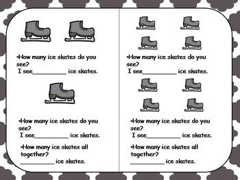 Addition Math Worksheets (Math Centers)