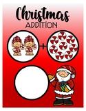 Addition Mats - Christmas
