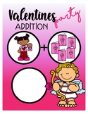 Addition Mats - Valentines Day Party