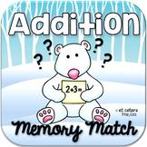 Addition Memory Match ~ Interactive PowerPoint Game