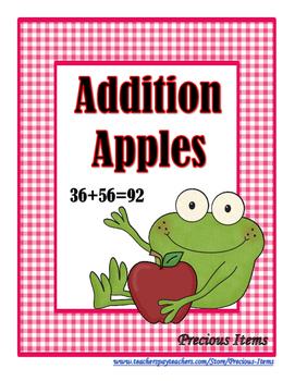 Addition Mental Challenge:  Apples