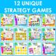 Math Fact Fluency Addition Games - Super Hero Theme