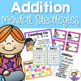 Addition Strategies - Posters, Games, Activities & Worksheets