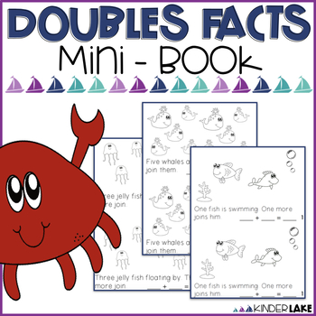 Addition Mini-Book: Doubles Facts