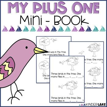 Addition Mini-Book: Plus One/ One More