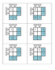 Addition Missing Digit Puzzles for Math Centers