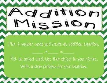 Addition Mission