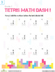 Addition Mission Facts Practice Workbook