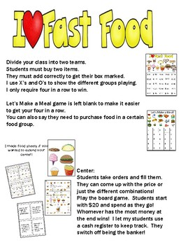 Addition and Subtraction Mental Math Games