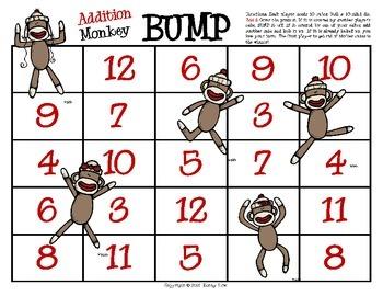 Addition Monkey BUMP