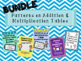 Addition & Multiplication Tables BUNDLE