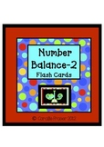 Addition Number Balance Scales 1-20